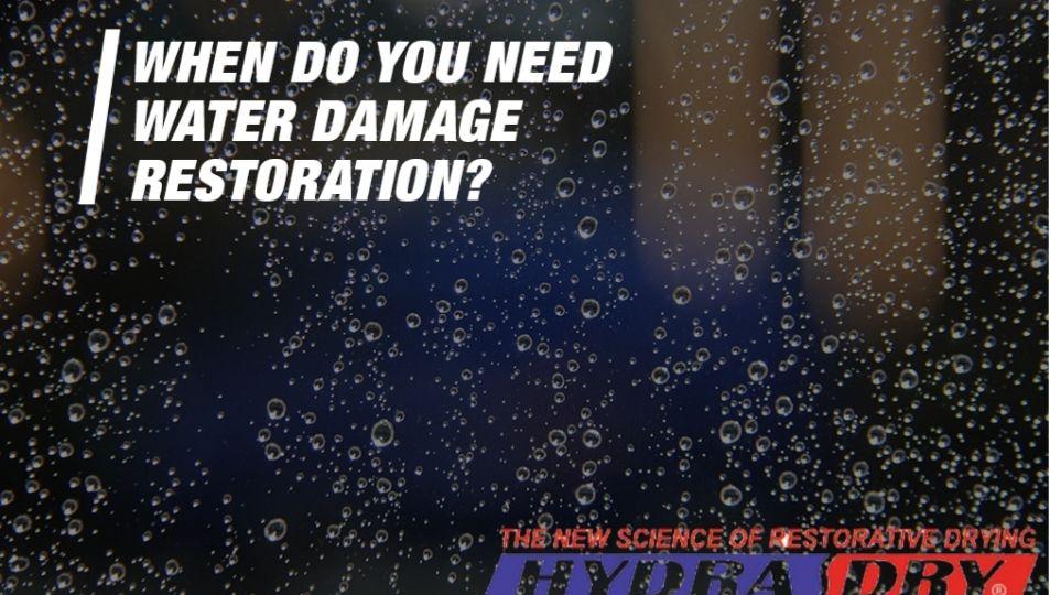 Tips on Water Damage Restoration