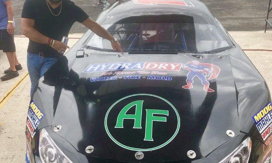 HYDRADRY Race Car