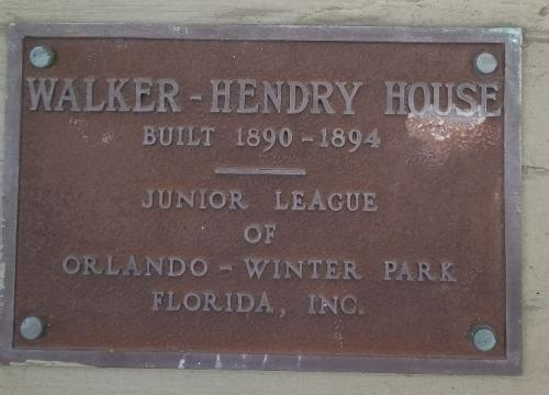 walker Henry House Foundation